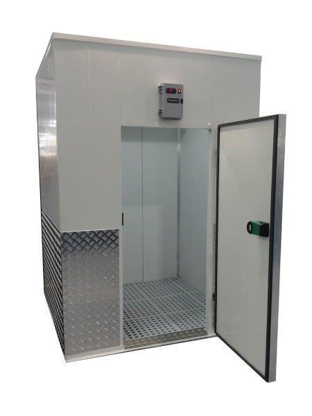 Câmara de congelamento preço