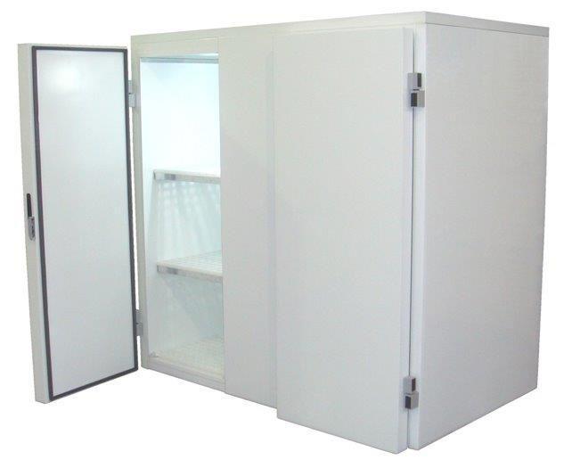 Câmara frigorífica para congelados