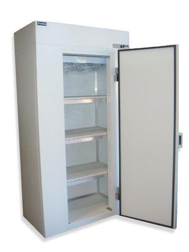 Câmara frigorífica de congelamento