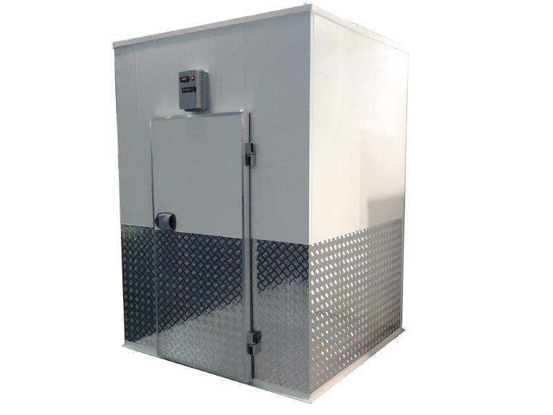 Câmara frigorífica preço sp