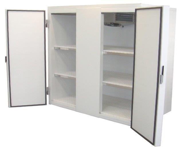 Câmaras frigoríficas para bares