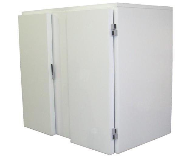 Mini Câmara Frigorífica - 2 Portas