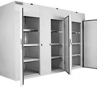 Câmara frigorífica refrigerada